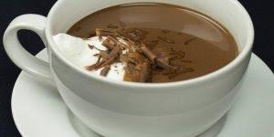 Receita deliciosa de chocolate quente, veja como é fácil de preparar!!!