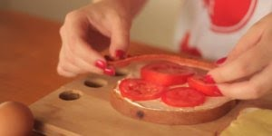Receita do melhor sanduíche do mundo tirado do filme Espanglês!