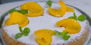 Receita fácil de bolo de laranja, cheiroso e saboroso, confira!