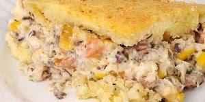 Torta com massa de batata, mais fácil ficou impossível, confira!