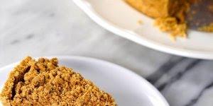 Torta de paçoca, uma sobremesa que irá agradar todo mundo!