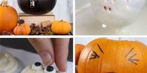 Tutorial de como fazer comidas para o Halloween, olha só que legal!!!