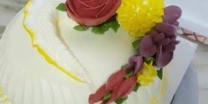 Vídeo com confeito de bolo apaixonante, olha só que lindo trabalho!!!