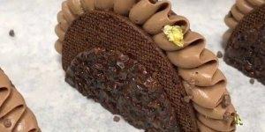 Vídeo com doce de chocolate simplesmente maravilhoso, confira!!!