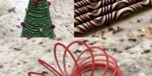 Vídeo com inspirações de confeitos em Cupcake para o Natal!!!