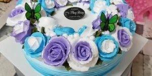 Vídeo mostrando lindo confeito de bolo, vale a pena conferir!!!