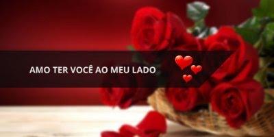 Vídeo com linda mensagem para o Dia dos Namorados! Amo ter você ao meu lado!!!