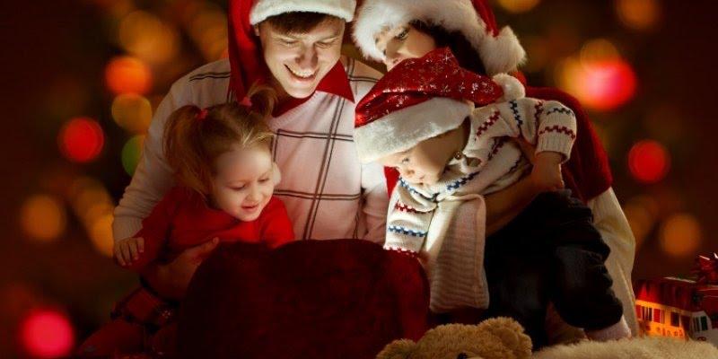Mensagem de Feliz Natal para família, compartilhe no Facebook!